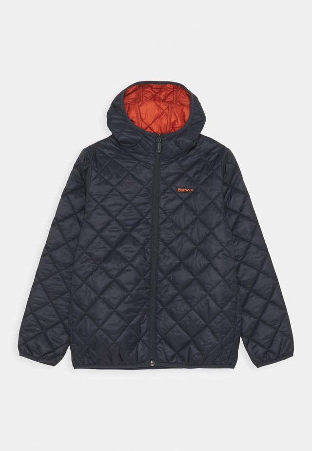 BOYS HOLG QUILT - Light jacket - navy
