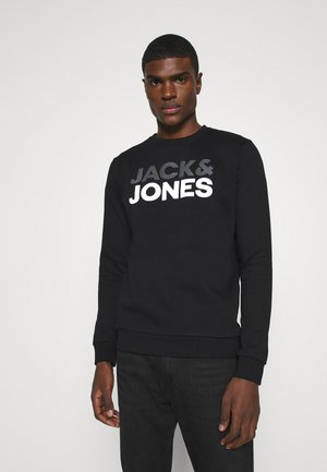 JJSPORTS CREW NECK - Sweatshirts - black