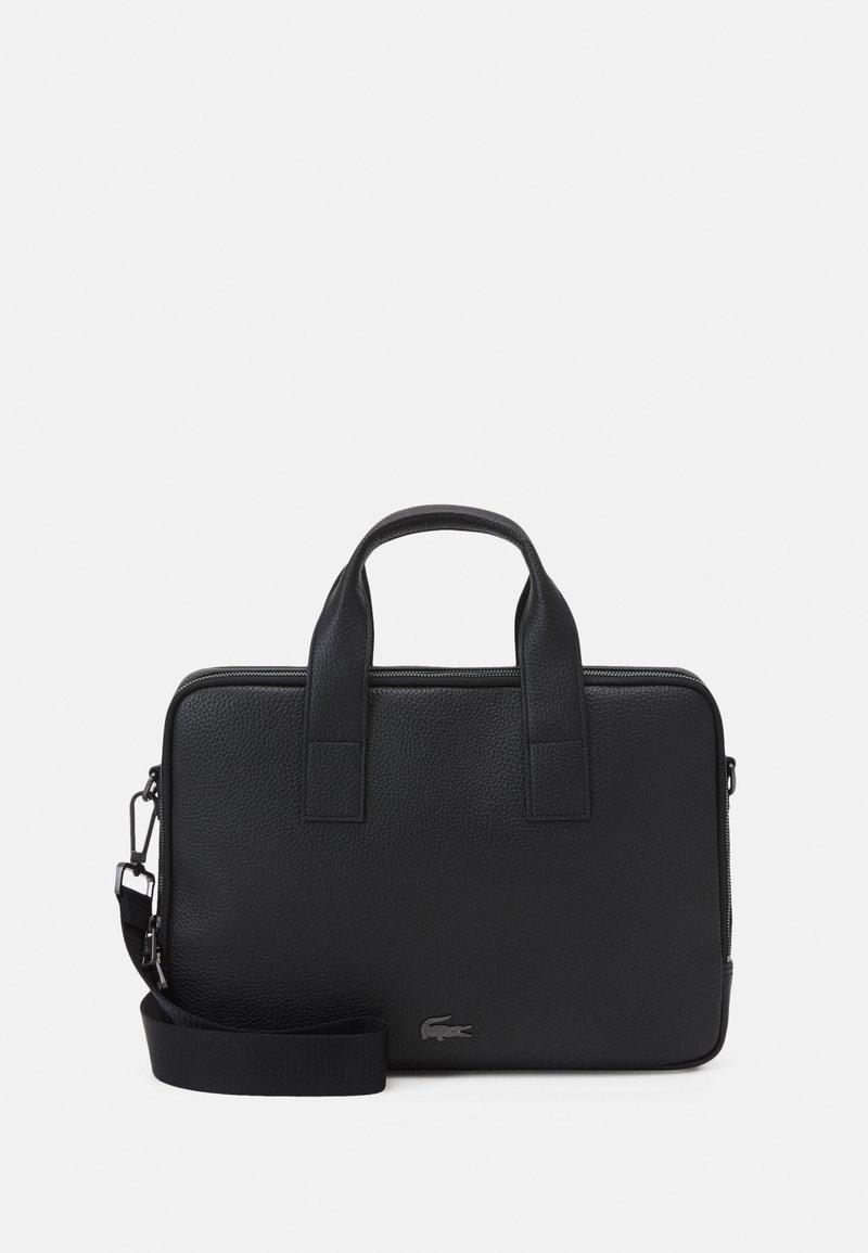 Lacoste - SOFT MATE - Briefcase - black
