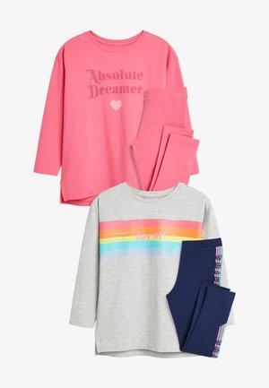 2 PACK  - Nattøj sæt - multi-coloured