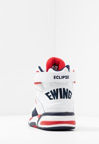 Ewing - ECLIPSE  - High-top trainers - white/chinese red/black - 3