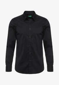 Benetton - Skjorta - black - 4
