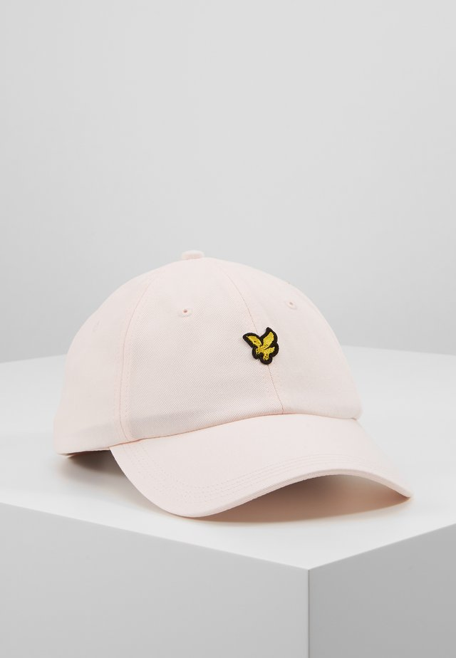BASEBALL - Casquette - pastel pink