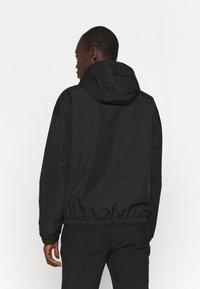 O'Neill - BLOCKSTAR ANORAK - Snowboard jacket - black out - 2