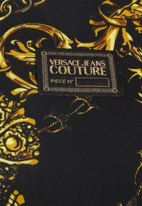 Versace Jeans Couture - Long sleeved top - black/gold - 6