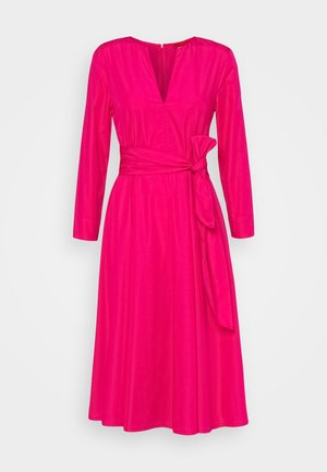 BANDOLO - Day dress - fuchsia