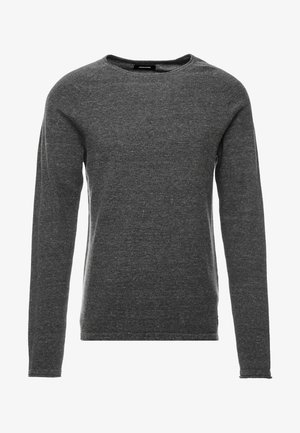JJEHILL - Svetr - dark grey melange