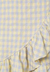 VILA PETITE - VIOLIVANA WRAP DRESS - Day dress - sunlight/ashley blie - 2