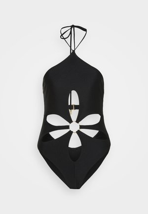 ASTER ONE PIECE - Costume da bagno - black