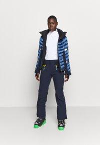 Icepeak - CHASE - Ski- & snowboardbukser - dark blue - 1