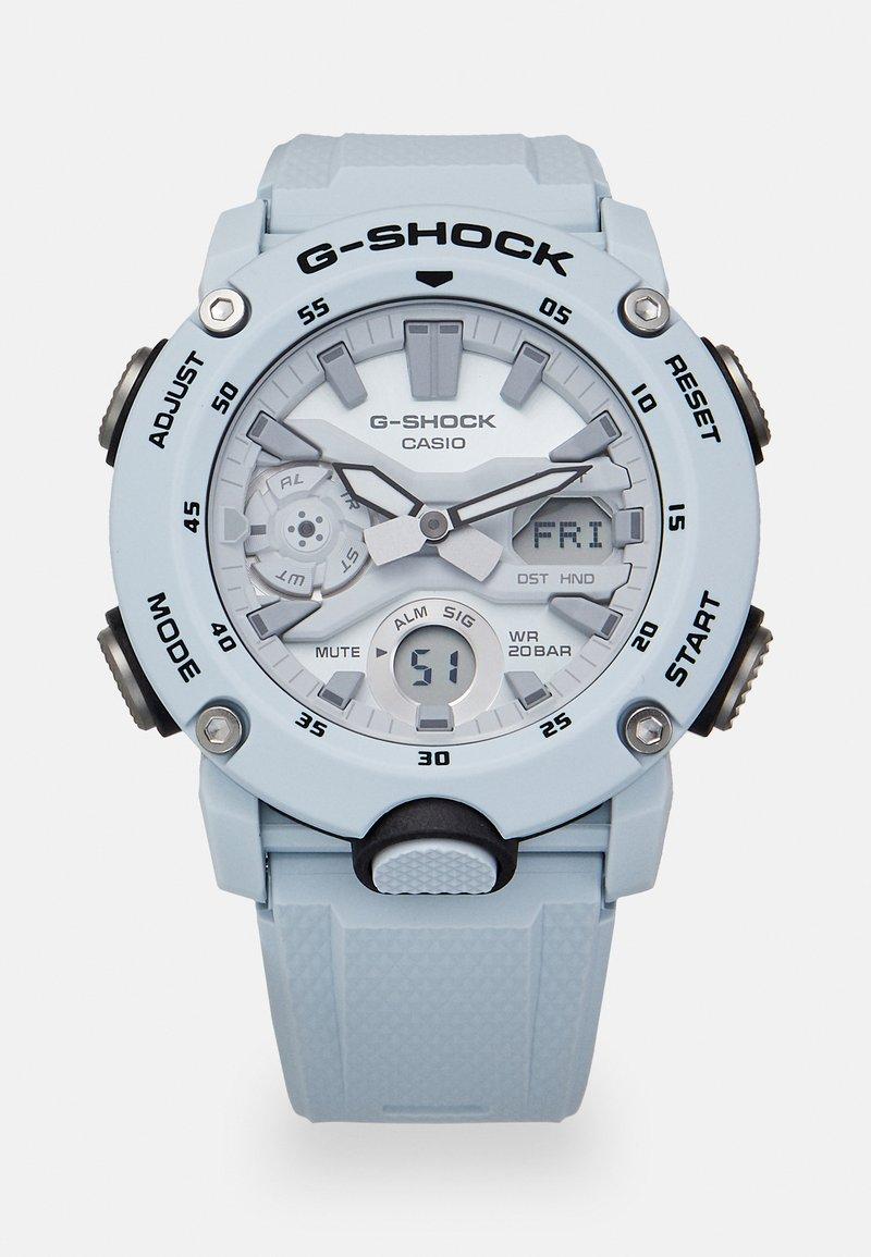 G-SHOCK - Chronograph watch - white