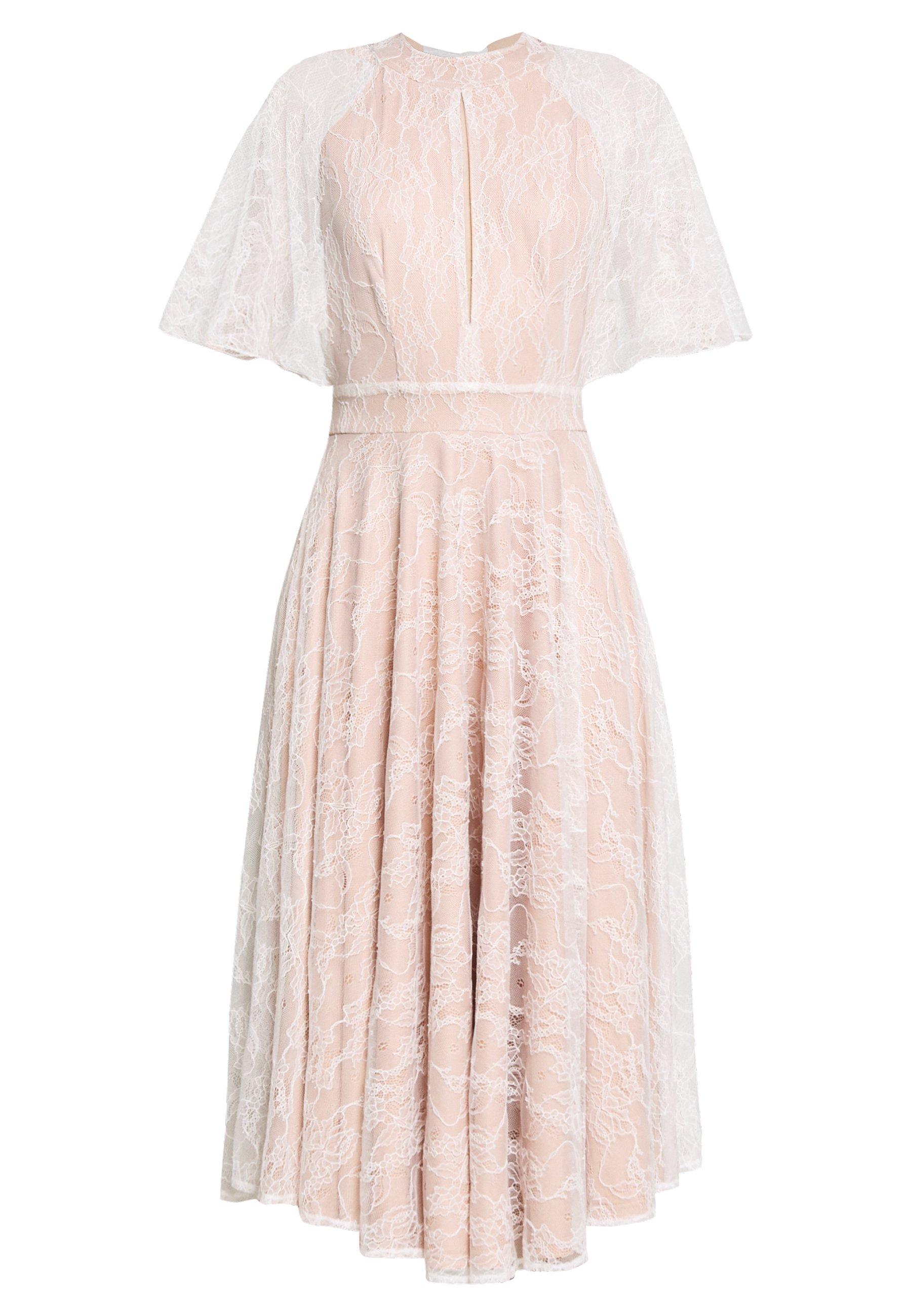U Collection Lace Transparent Dress