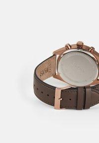 BOSS - CHAMPION - Chronograph watch - brown - 1