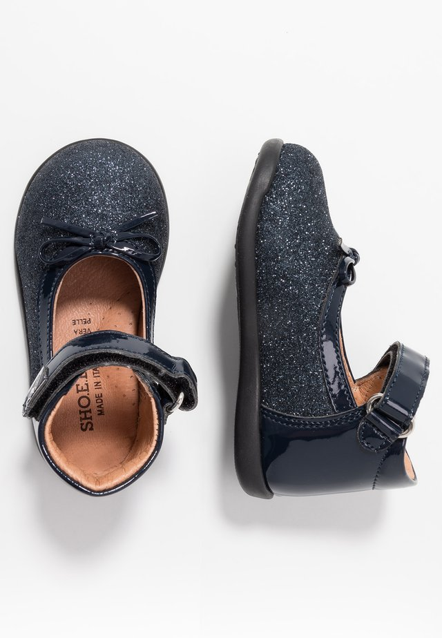 Baby shoes - blu