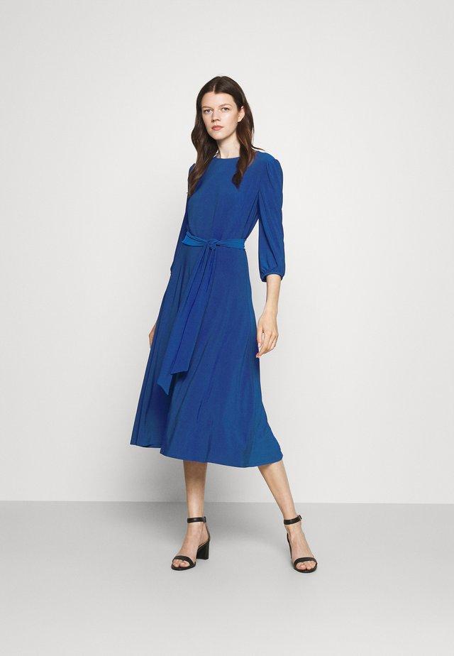 FELIA LONG SLEEVE DAY DRESS - Jersey dress - sapphire star