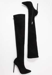 BEBO - MAUREEN - Boots med høye hæler - black - 3