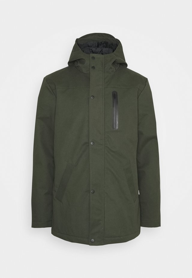 OUTDOOR - Cappotto invernale - army