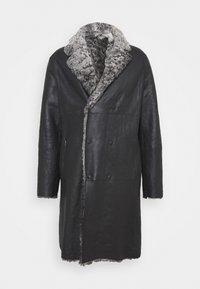 Emporio Armani - Classic coat - grey - 0