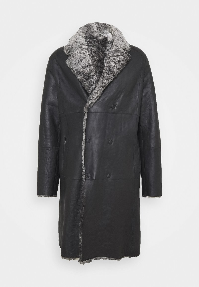 Emporio Armani - Classic coat - grey