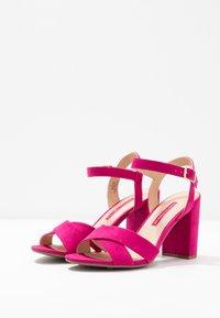 Dorothy Perkins - SERENA UPDATE - High heeled sandals - bright pink - 4