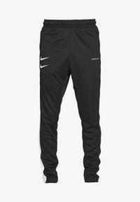 Nike Sportswear - Pantaloni sportivi - black/white - 4