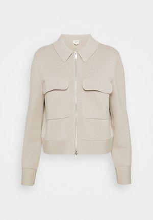 CARDIGAN - Vest - light beige
