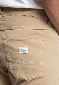 Quiksilver - KRANDY - Trousers - brown - 6