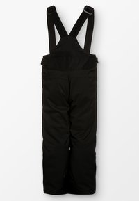 Kjus - BOYS VECTOR PANTS - Snow pants - black - 1