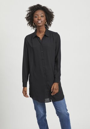 VILUCY NOOS - Button-down blouse - black