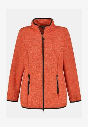Fleece jacket - lichtroze