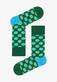 Natural Vibes - EARTH SOCKEN AUS BIOBAUMWOLLE - Socks - green - 2
