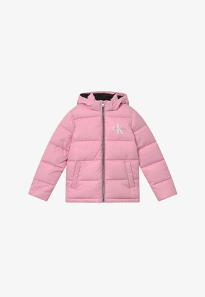 ESSENTIAL PUFFER  - Giacca invernale - pink