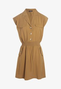 Cache Cache - Shirt dress - olive green - 4