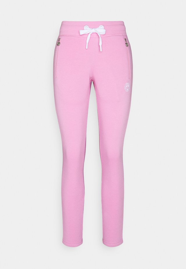 AYANDA BASIC PANT - Trainingsbroek - rose