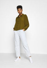 Vero Moda - VMAYA  - Button-down blouse - fir green - 1