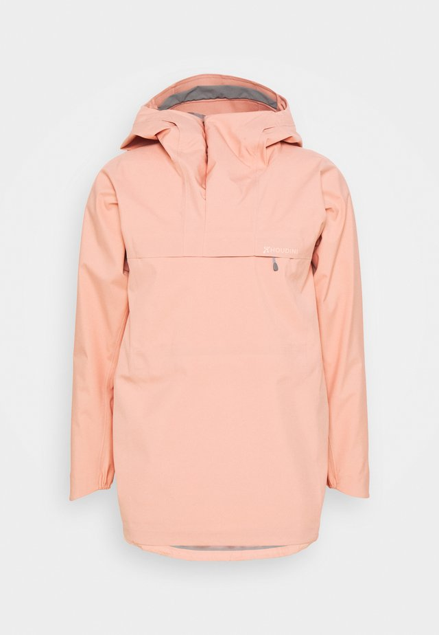 THE SHELTER - Ski jacket - beaker pink