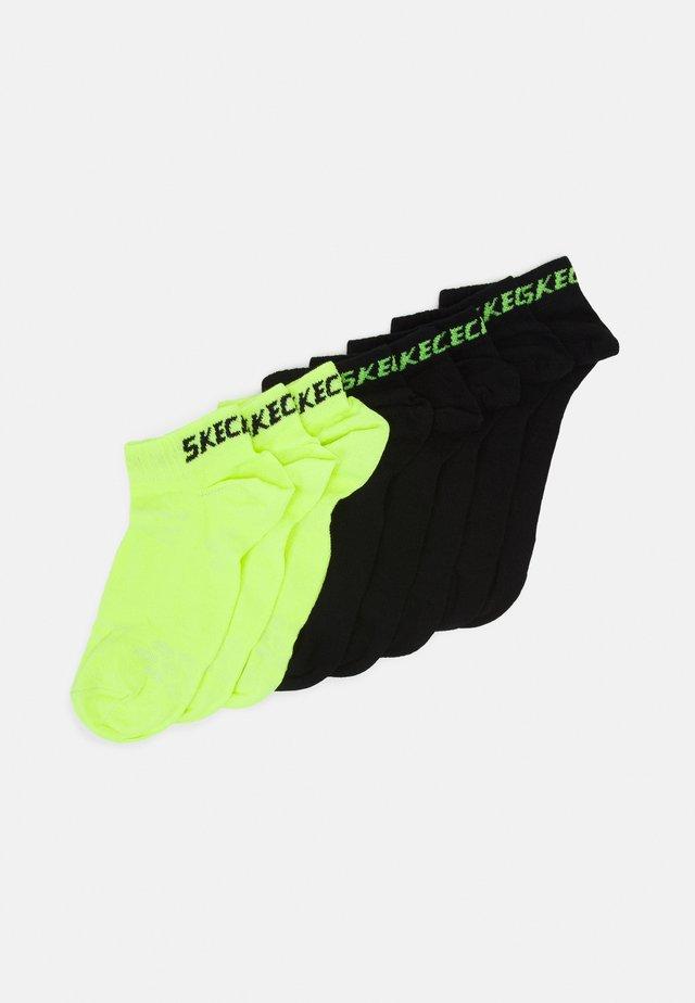 VENTILATION SNEAKER 8 PACK - Socks - lemon glacier