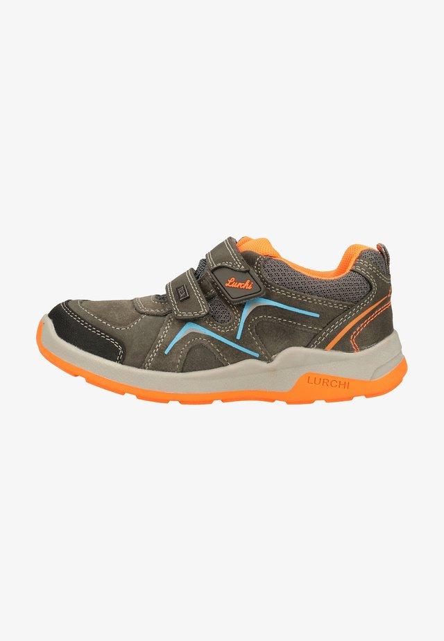 Chaussures de randonnée - grey orange