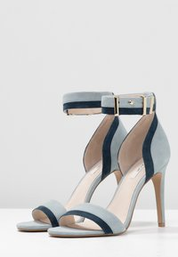 KIOMI - High heeled sandals - blue - 4