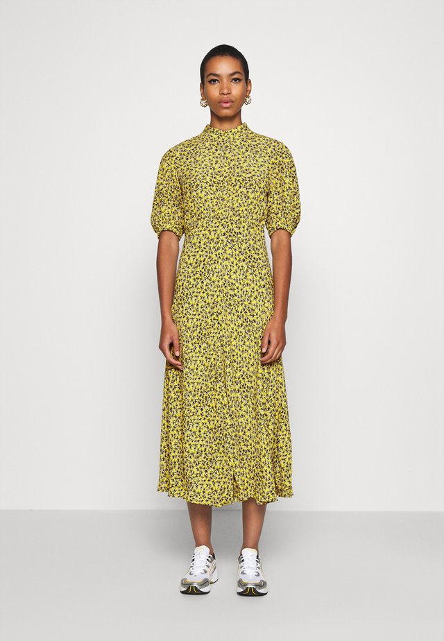 LUELLA DRESS - Sukienka letnia - yellow
