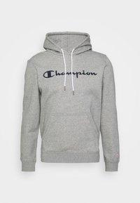 LEGACY HOODED - Jersey con capucha - dark grey