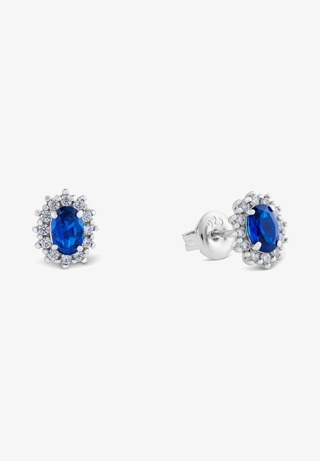 Øreringe - blau