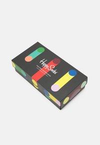 Happy Socks - 3-PACK CLASSIC SOCKS GIFT SET UNISEX - Socks - multi - 2