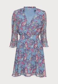 Liu Jo Jeans - ABITO CORTO MANHATTA - Day dress - special fleurs - 3