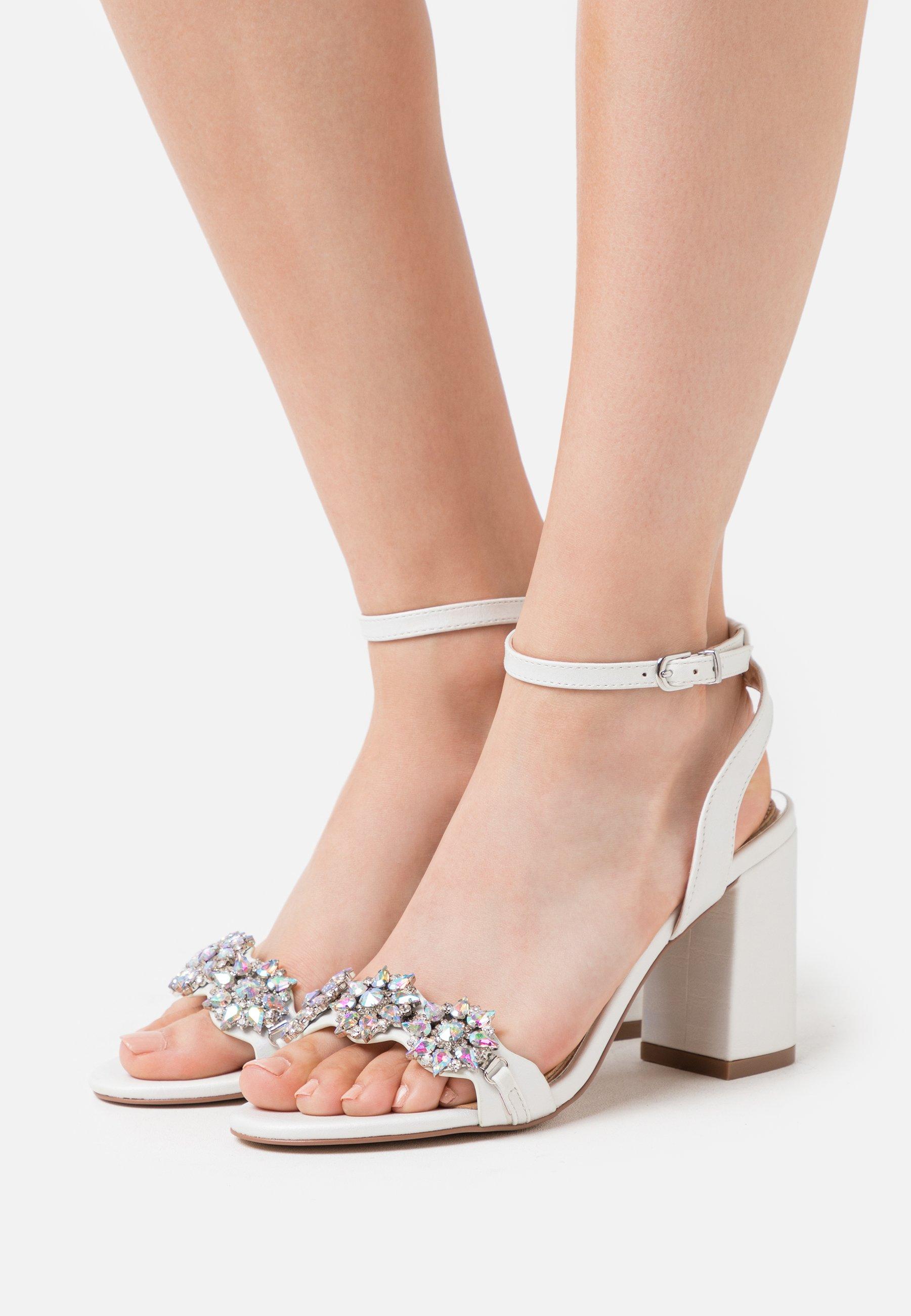 LARA Sandaletter white