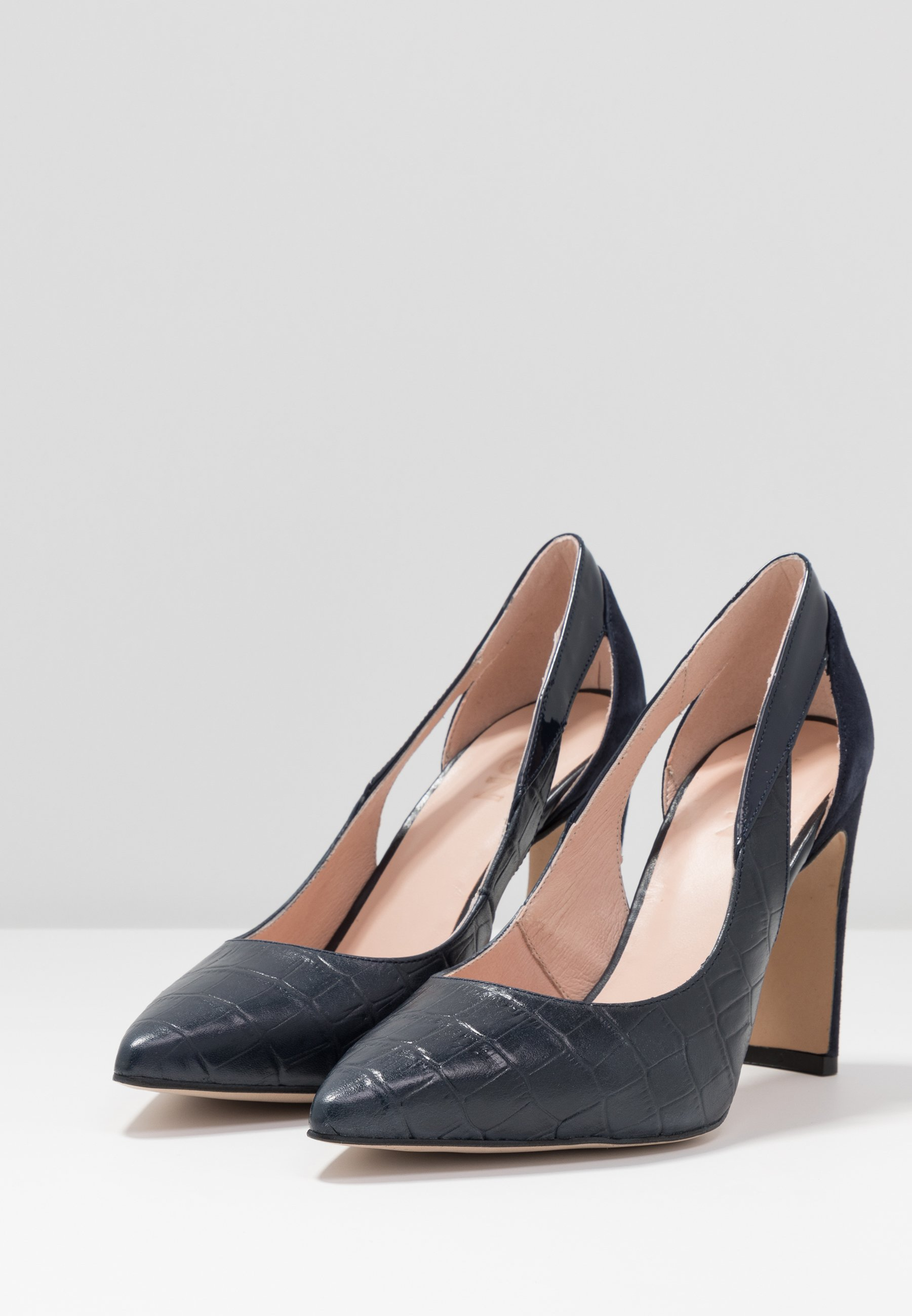 Zign Klassiske pumps - dark blue