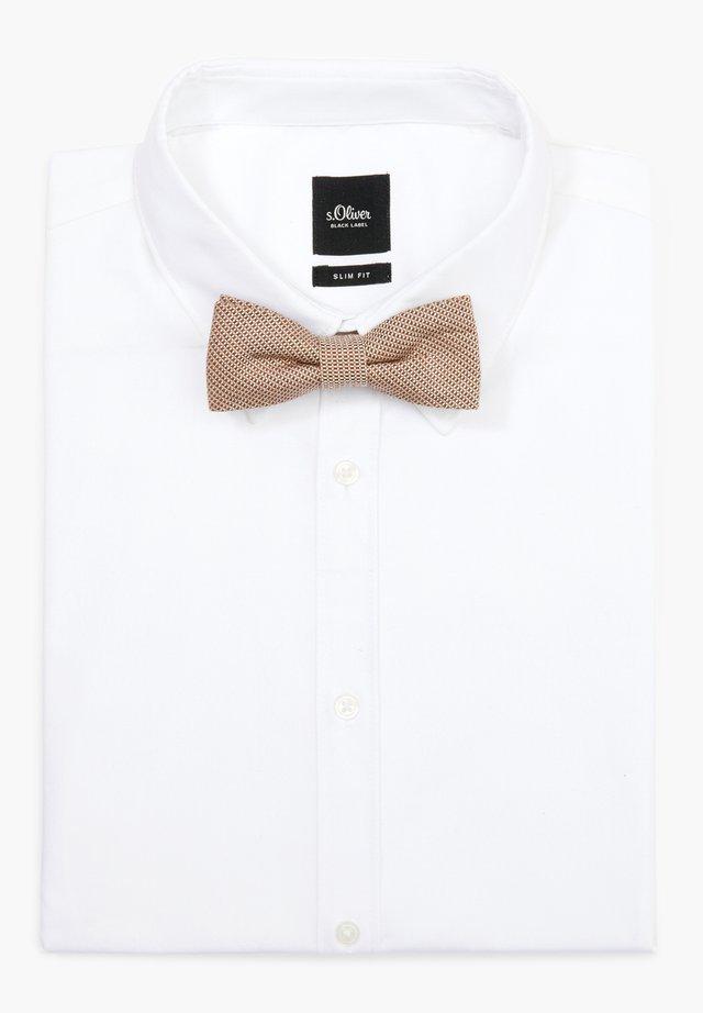 SET - Mouchoir de poche - beige