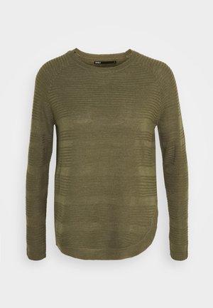 CAVIAR - Sweter - dark green