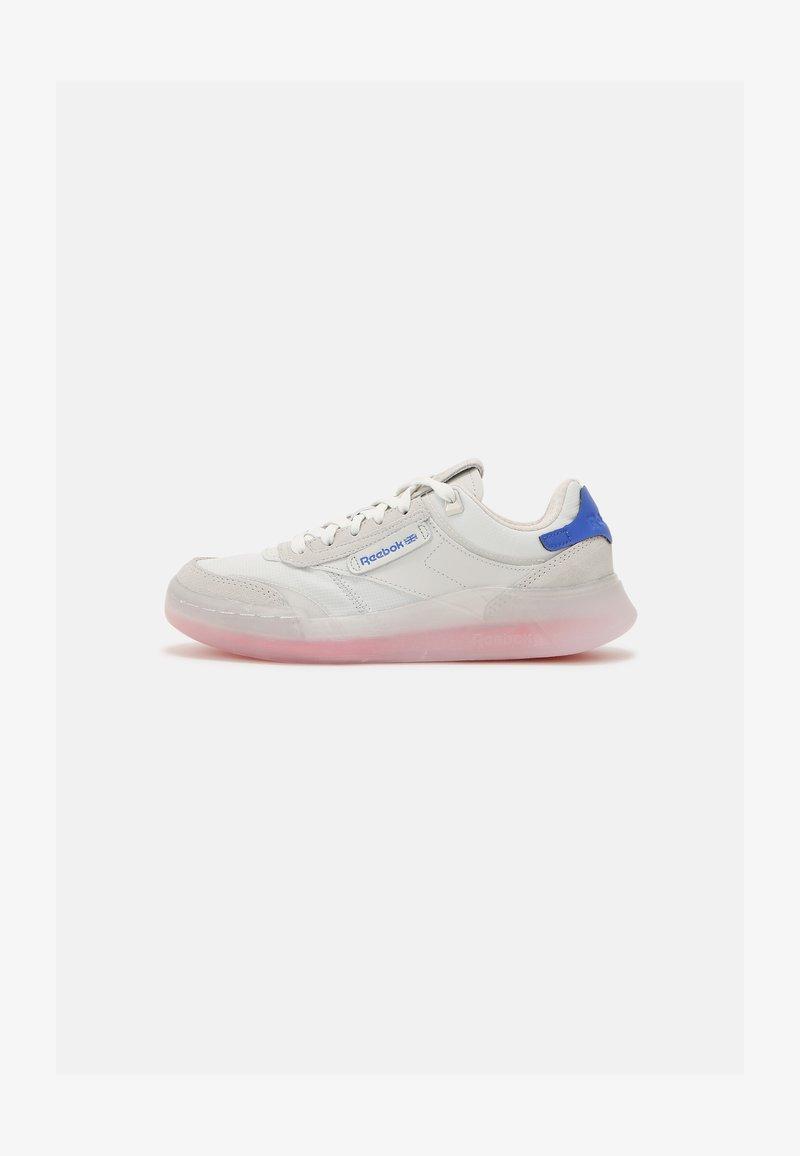 Reebok Classic - CLUB LEGACY UNISEX - Sneakers basse - true grey/dynamic red/court blue