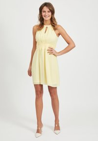 Vila - VIMILINA - Sukienka letnia - mellow yellow - 1